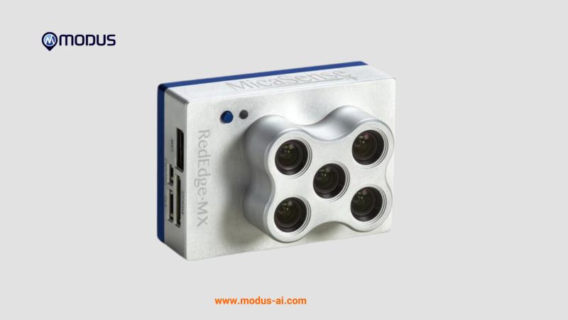 Micasense RedEdge-MX Blue Kit + DJI Skyport for M300 MODUS-AI Rentals Image #1