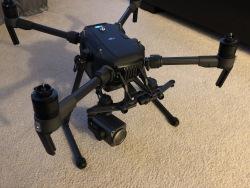 Backup drone | DJI M210 V2 + Z30 + 4 TB55 + 4 WB37 + Go Professional Case Image