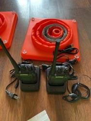 Drone Setup Safety Kit | Hi-Visibility Safety Vest | Hard Hat | Reflective Cones Image #3