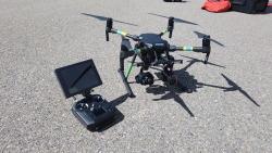 DJI Matrice M210 w/ Zenmuse Z30 & Zenmuse XT2 Flir Cameras - Professional Drone Image