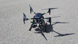 DJI Matrice M210 w/ Zenmuse Z30 & Zenmuse XT2 Flir Cameras - Professional Drone Image #3