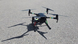 DJI Matrice M210 w/ Zenmuse Z30 & Zenmuse XT2 Flir Cameras - Professional Drone Image #4
