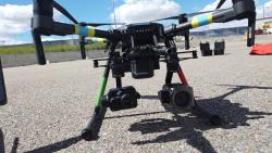 DJI Matrice M210 w/ Zenmuse Z30 & Zenmuse XT2 Flir Cameras - Professional Drone Image #2
