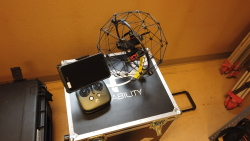 Flyability Elios - Professional Caged Drone for Internal Spaces and Inspections Image #3