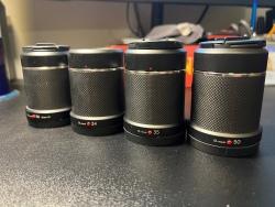 X7 w/ full lens set, X5S Image