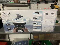 Parrot Disco FVP Drone. Flown only once. Perfect condition No damage Image #3
