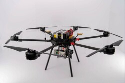 Watts MFD5000 Heavylift RTK drone with ronin 2 Made in the usa version Image