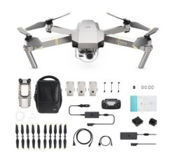 Mavic Pro Platinum with Fly More Combo Image