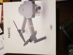 Mavic Pro Drone only 2 flights Image