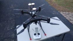xFOLD SPY x8 Heavy Lift Drone UAV Image