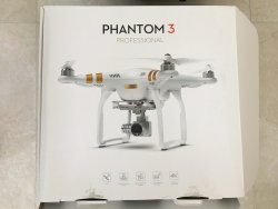 Phantom 3 Pro - $200 (plus shipping) Image