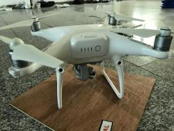 DJI Phantom 4 Pro Drone 4k HD Video in Excellent Condition Image