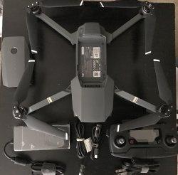 Used Dji Mavic Pro Drone & Sony a5000 camera Image
