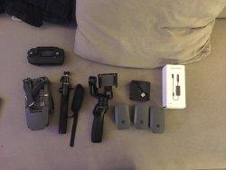 DJI Mavic Pro - Fly more kit Image