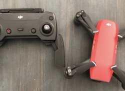 DJI spark fly more combo Image