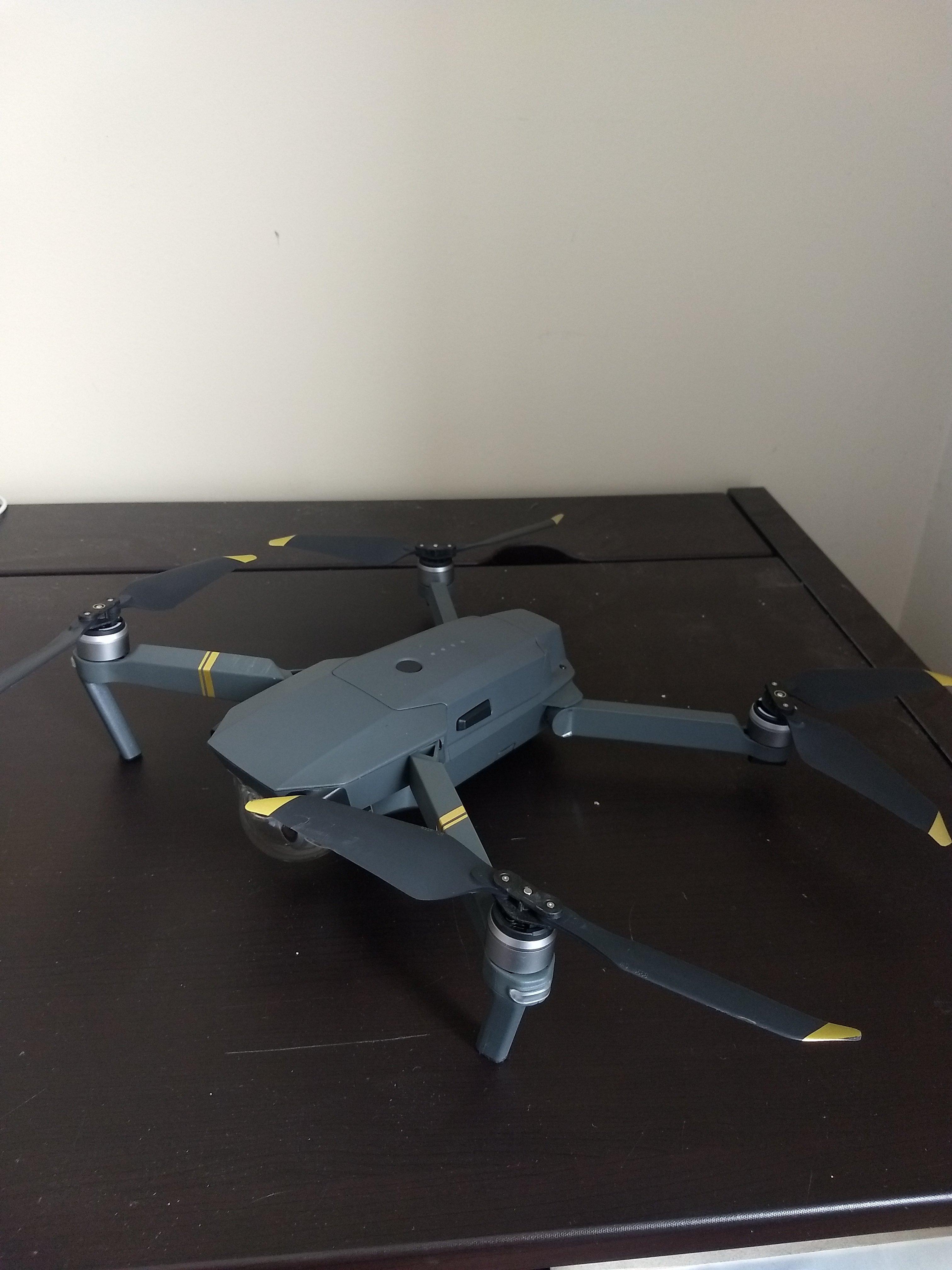 DJI Mavic Pro - In Box, Ready to Fly Image
