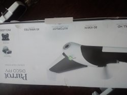Parrot disco FPV flown once Image