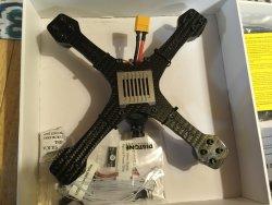 Diatone Crusader GT2 200 FPV Racing Drone Image