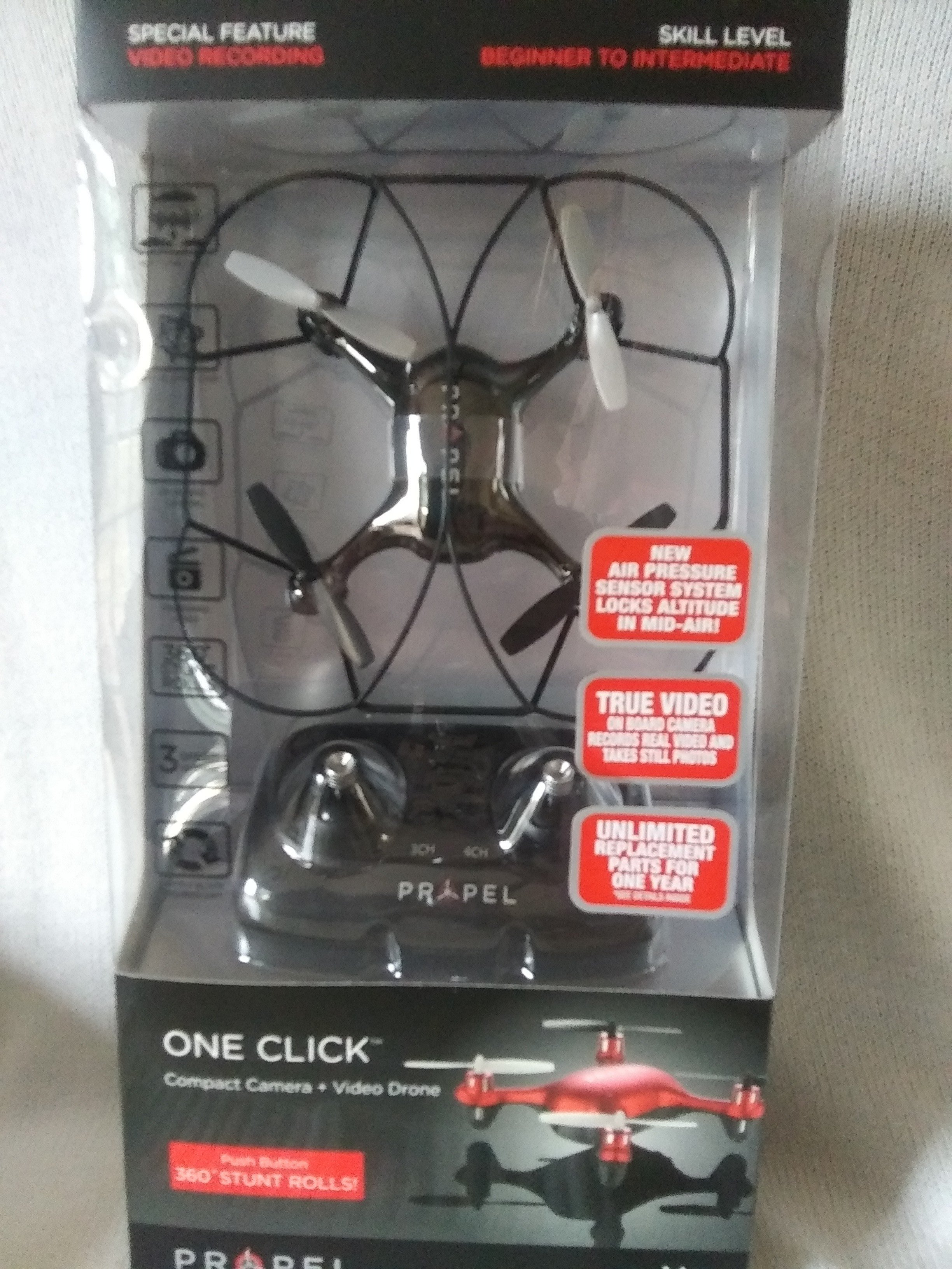 One Click Camera and Video Drone Image