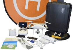DJI Phantom 4 Pro Plus (Built In Screen) [FREE Accessory Bundle] Image