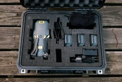 DJI Mavic Pro drone with Fly More combo and lots of accessories Image
