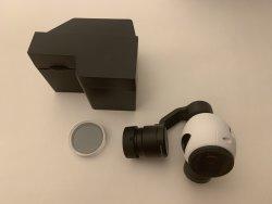 DJI X3 Gimbaled Camera Image