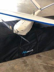 Altavian Nova F7200 with 2 payloads (RGB/NiR and RTK RGB) Image