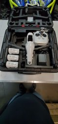 DJI INSPIRE 1, COMPLETE PACKAGE. Image