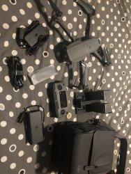 Dji mavic 2 Pro with flymore kit Image