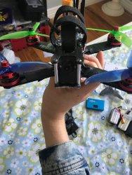 Custom Fpv drone Image