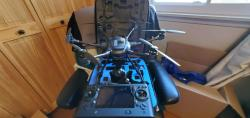 Yuneec Typhoon H drone, 2 batteries and backpack case Image