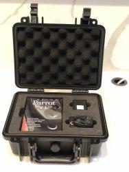 Drone Parrot Sequoia MultiSpectral Sensor and Sunshine sensor (Hard Case Included) Image