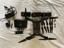 3DR Solo & GoPro Hero 4 Black Image