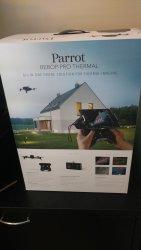 Parrot Bebop Pro Thermal Image