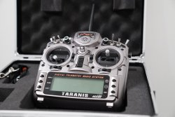 NEW - FrSKY Taranis X9D with aluminum case Image