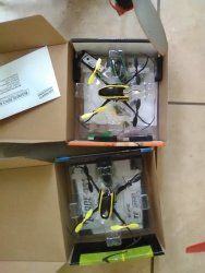 2 Quadcopters custom made DJI 550 and whirlwind  550.with lots of extras Image #4