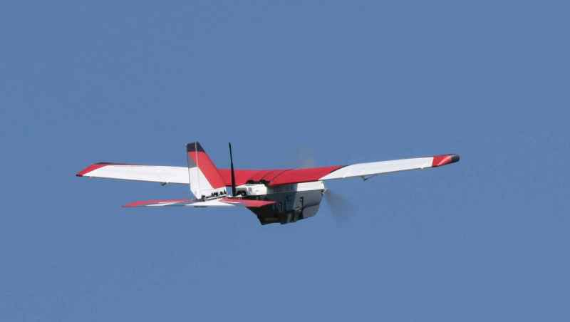 2 Lancaster Rev 5 Fixed Wing Professional Drones Image #1