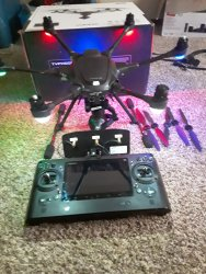 Yuneec Typhoon 4K Hexacopter Drone With ST-16 Remote & ELITE Range Extender Image #3