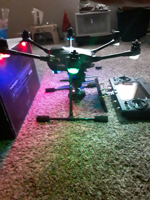 Yuneec Typhoon 4K Hexacopter Drone With ST-16 Remote & ELITE Range Extender Image #1