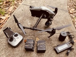 Mint condition DJI Inspire 2 Image