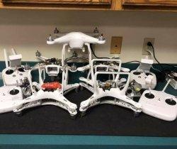 Dji Repair Broken Mavic & Phantom Drones Crashed Image #3