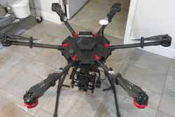 M600 Mapping Drone Image