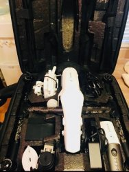 DJI Inspire 1 v2.0 for sale or trade Image