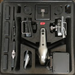 DJI INSPIRE 2 DRONE WITH ZENMUSE X5S CAMERA – NEVER FLOWN Image #2