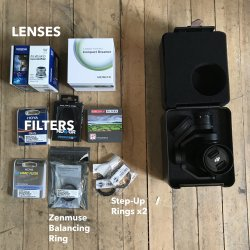 DJI INSPIRE 2 DRONE WITH ZENMUSE X5S CAMERA – NEVER FLOWN Image #3