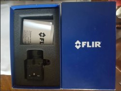 FLIR VUE PRO R Thermal Camera for aerial platforms Image