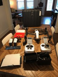 DJI Inspire 1 Pro with Zenmuse X5 Image
