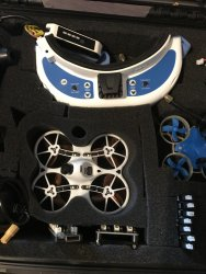 Racing drones FPV complete set Image