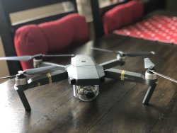DJI Mavic Pro with filters and SD cards Image