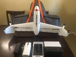 Precision Ag Drone Quantix (Hybrid Drone) Aerovironment Image